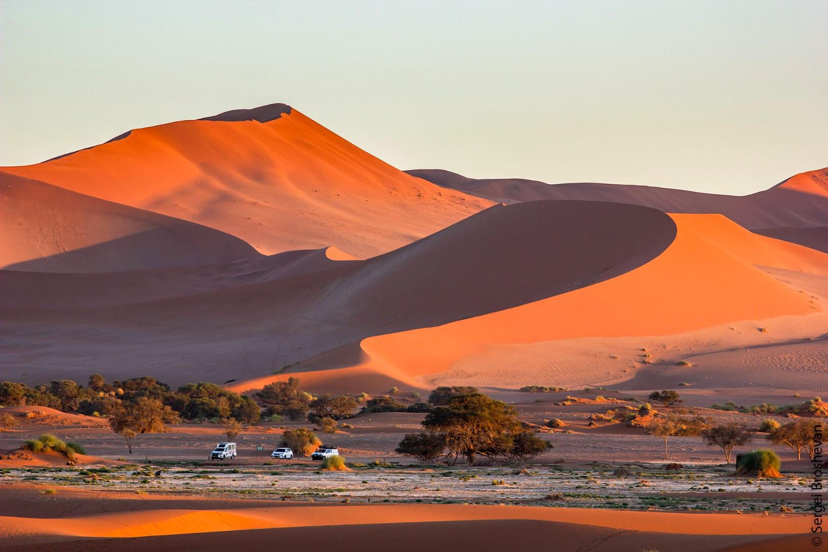 Сосуссвлей Намибия